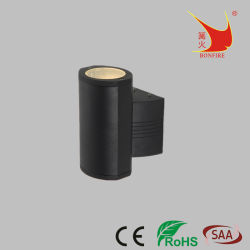 Вверх или Вниз лампа для использования вне помещений настенный светильник CE, RoHS, SAA