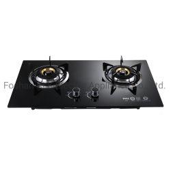Aparato de Cocina Cocina de gas horno quemador Slim estufa de gas 2 4.2kw placa de inducción cocinas de gas de piezas de repuesto