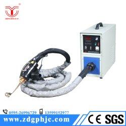 L'énergie électromagnétique de l'enregistrement de l'IGBT ordinateur de poche haute fréquence de la machine de chauffage par induction