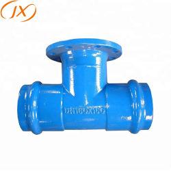 Tuyau de prise en fonte ductile Accouplement flexible universel Bend pour PVC