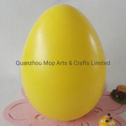 Decorações de Páscoa DIY pintadas a mão de plástico pintado artesanato ovo da Páscoa para presentes
