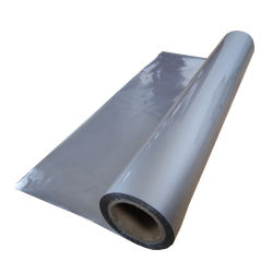 Du papier aluminium pour une seule couche d'isolation thermique de la bulle