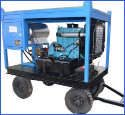جهاز تنقية حقن المياه 500بار محرك الديزل عالي الضغط