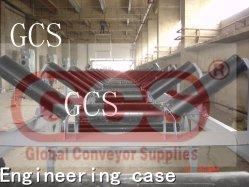 크러시/조닝 장비 컨베이어 롤러/중국 공장 가격 컨베이어 벨트 포함 파쇄선을 위한 높이 조절 가능
