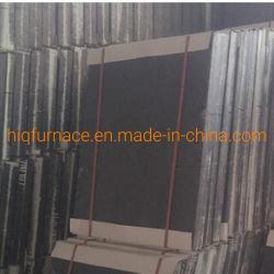 Four à céramique utilisée Plaque collée de nitrure de SIC, carbure de silicium Batt plaque Sic réfractaire