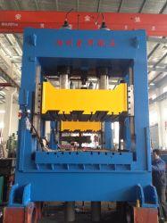 다중 계층 금형 온도 제어 시스템이 있는 갠트리 유압 프레스 기계
