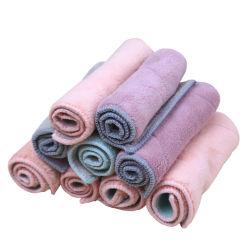 昇進の世帯の台所清拭布の倍の使用のMicrofiberの布