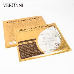 Masque facial Masque Hydratant Douceur Pack de feuille de contrôle d'huile de rétrécir les pores Mascarillas faciales Exfoliator blanchissant la peau