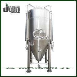 Professional Customized 40bbl Unitank cónico fermentador para as cervejas de fermentação de cerveja com camisa de glicol (EV 40BBL, TV52BBL)