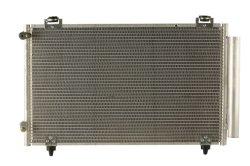 Automobile di flusso parallelo/condizionatore d'aria di alluminio dell'automobile per Toyota