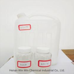 Détergent de matières premières chimiques Texapon SLES 70 %