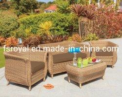 Алюминиевая рамка для использования вне помещений диван с подушкой сад один диван современного досуга диван набор для приготовления чая и ротанга таблица патио мебель