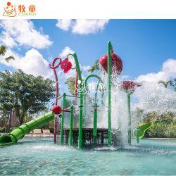 Cowboy Diapositiva parque acuático Aqua Park para la venta juegos de agua