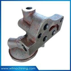 Fraisage CNC OEM TOUR CNC Router Usinage de pièces de tige de piston cylindre hydraulique Usinage de pièces utilisées pour camion-benne