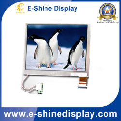 5.7 pulgadas LCD TFT SCRREN/Pantalla táctil resistiva de componentes con