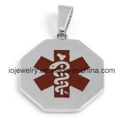 طبّيّ يقظة مدلّاة 316 [ستينلسّ ستيل] مجوهرات جراحيّ