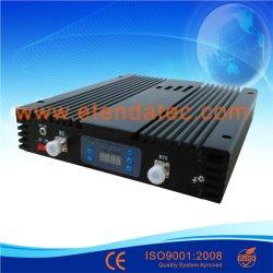 23dBm 75 dB en el interior de PCS móviles CDMA dual band Amplificador de señal