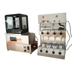 熱い電気ピザ円錐形Machine+Ovenのワッフルの円錐形メーカー
