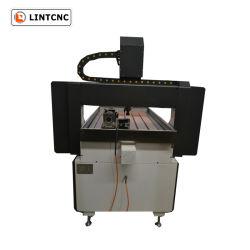 Eje 4 puerto USB Mini CNC 6090 Husillo de marzo de 2200 W3 Er20 Collar de madera de la máquina de grabado de corte de metales Router con interruptor de límite Mini Router CNC Grabado