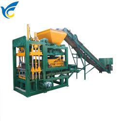 Bloco Oco Autoamtic totalmente Myib Manual de concreto de intertravamento do bloco de máquina para fabricação de tijolos de Massa