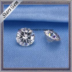 2 Carat Incolor Melhor Livro China Moissanite jóias de diamante sintético solto