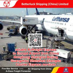 Transporte aéreo fiable Express a Europa Albania Tirana (TIA) Aeropuerto de China de Hong Kong Shanghai Beijing