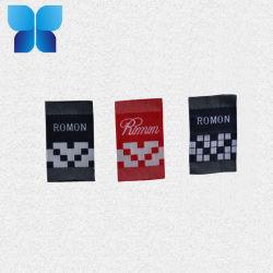заводская цена Custom тканого наклейки для одежды аксессуары