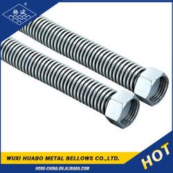 Tubo de pescoço flexível de aço inoxidável