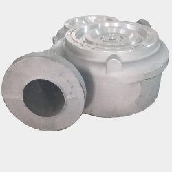 Het Gieten van de douane het Geval van de aluminiumPomp met CNC het Machinaal bewerken