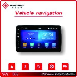 10.1 pulgadas Android 4.2 coche GPS DVD