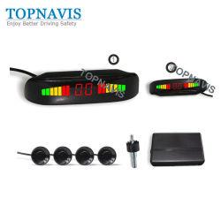 Красочный дисплей со светодиодной подсветкой парковочный датчик