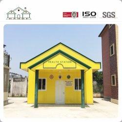 Design personnalisé Xiangxin longue durée de vie la lumière de l'acier Panneau sandwich personnalisé Villa préfabriqué