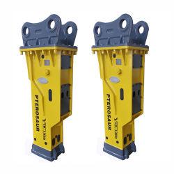 Outils d'alimentation équipement - pelle hydraulique Marteau de démolition de béton disjoncteur Rock Prix de vente (YLB1400)