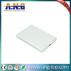 Portátil Bluetooth lector RFID pasiva para la gestión de almacén
