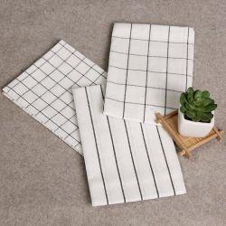 純粋な綿の吸収性の柔らかいジャカード浴室の100%年の綿の厚いふきん