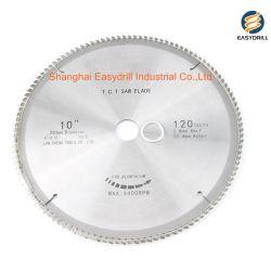 120 зубов тст циркуляр лесопилке ножа для резки нержавеющей стали
