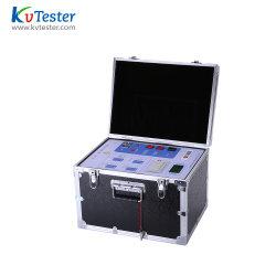 Automatische Digital-Isolieröl-Energien-Faktor-Prüfvorrichtung und Gleichstrom-Widerstandskraft-dielektrisches Verlustzahl-Prüfungs-Instrument