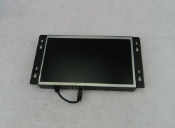 جهاز عرض الإطار المفتوح بحجم 7 بوصات للعلبة المعدنية مع جهاز استشعار الحركة