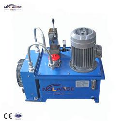 Alimentação de ar da unidade da bomba hidráulica do lado da unidade de filtragem de óleo móvel operada agregado hidráulico do reservatório hidráulico