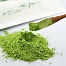 عضويّة قمح عشب عصير اللون الأخضر مسحوق (حنطة [فولغر] [ل].)