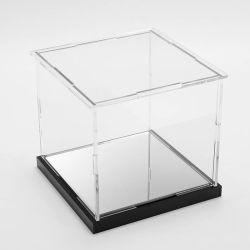 Bricolage Boîte d'affichage acrylique clair pour Affichage / Jouets Balle de Golf