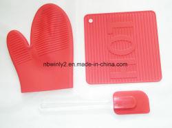 3PCS establecer herramientas de silicona de cocina
