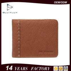 Mode Leder Designer Marke Kreditkarte Clip Geldbörse Frau Handtasche