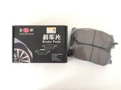 ヒュンダイKIA (58101-0WA00)のためのSemi-Metallic方式ブレーキパッドD1212の自動車部品