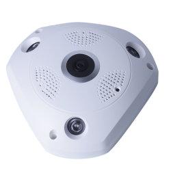 Sans fil IP panoramique Fisheye 1.3MP/3MP de sécurité CCTV VR 3D de caméra VR 3D