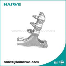 Nll alliage aluminium boulonné collier de serrage de la souche de l'antenne de tension