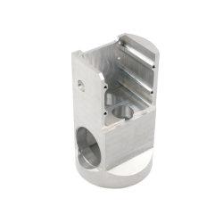 Il CNC della plastica dei pezzi meccanici di CNC di sigillamento della lega di CNC di montaggio dell'alluminio di vetro di precisione lavorato parte i prodotti lavoranti di precisione di CNC di servizio
