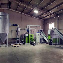 Kwaliteit Kabeldraad Recycling/Separing Equipment Koperslijpmachine