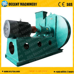 Ventilatore centrifugo industriale del ventilatore del motore di CA del Fd dell'estrattore radiale in-linea del condotto