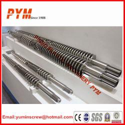 Биметаллическую пластину конические для резинового цилиндра экструдера винта машины